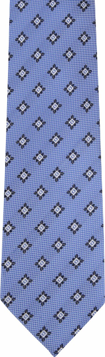 Suitable Tie Progetto Dessin Blue