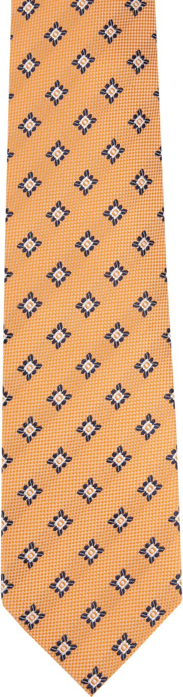 Suitable Tie Progetto Dessin Orange