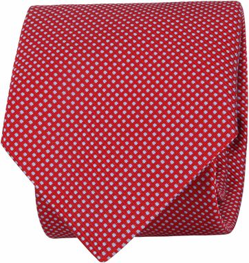 Suitable Tie Red F01-03