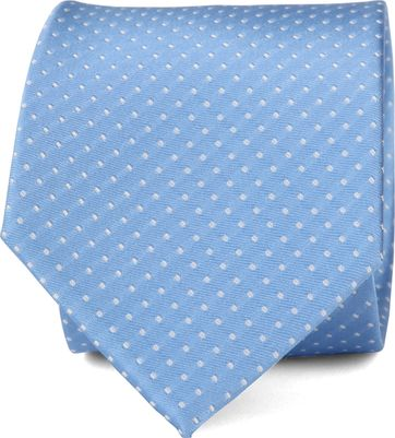 Suitable Tie Side Blue F91-7