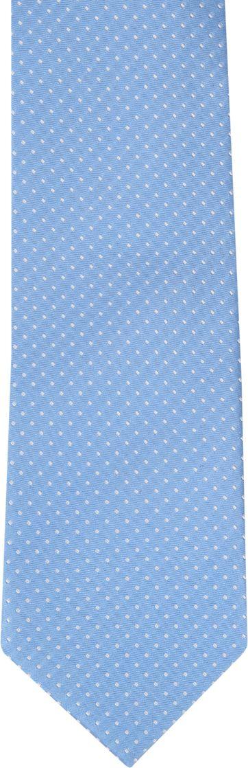Suitable Tie Side Blue F91-7