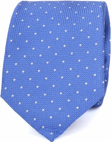Suitable Tie Side Blue K91-9