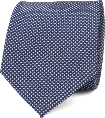 Suitable Tie Side Dark Blue F91-11
