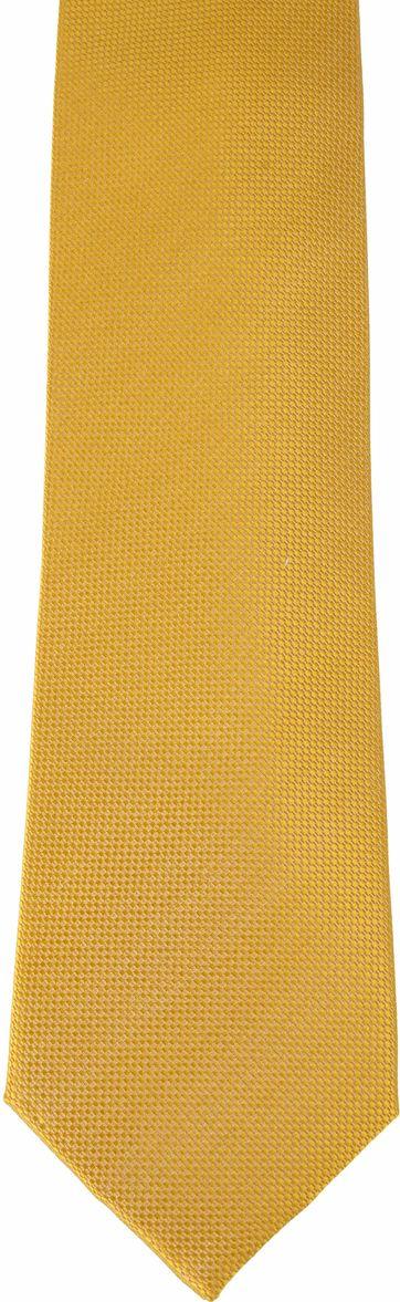 Suitable Tie Silk Gold