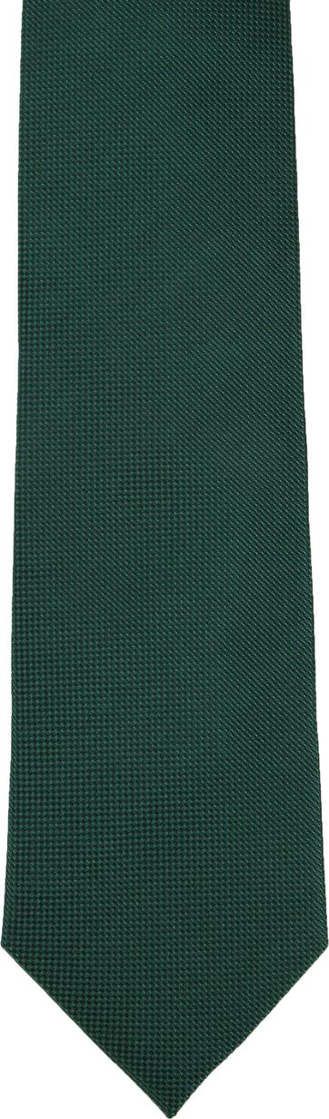 Suitable Tie Silk Green 19