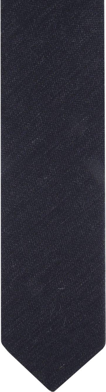Suitable Tie Silk Navy