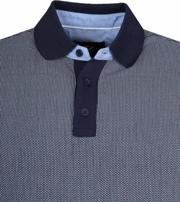 Suitable Till Poloshirt Dark Blue