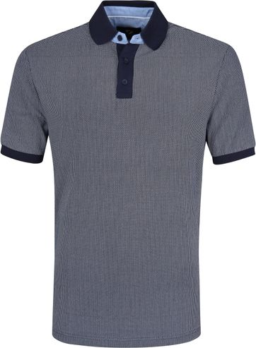 Suitable Till Poloshirt Dunkelblau