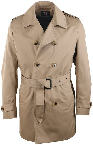 Suitable Trenchcoat Khaki Zavier