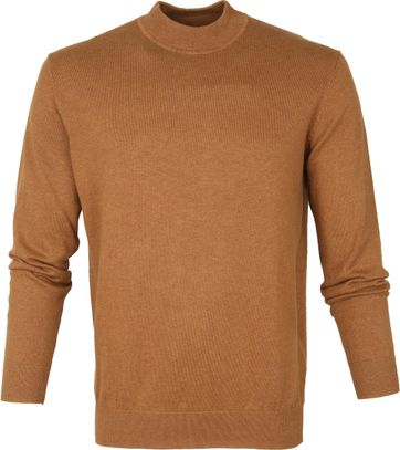Suitable Turtle Pullover Camel