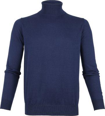 Suitable Turtleneck Dark Blue