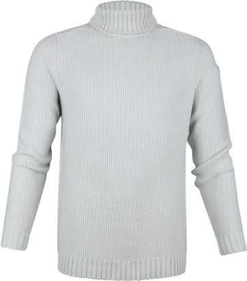 Suitable Turtleneck Lightgrey
