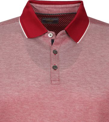 Suitable Tyler Polo Bordeaux