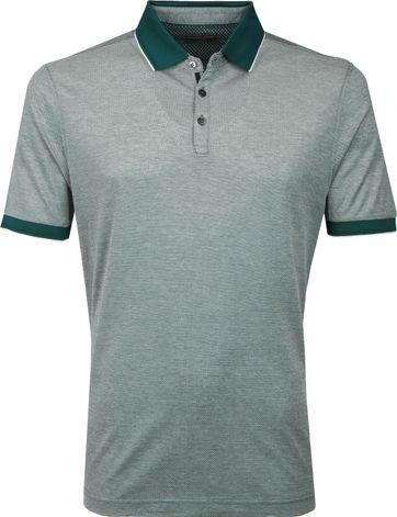 Suitable Tyler Poloshirt Dunkelgrün