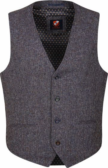 Suitable Varde Waistcoat Melange