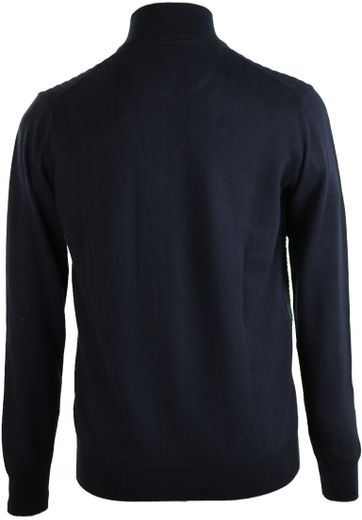Detail Suitable Vest 3D Donkerblauw