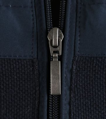 Detail Suitable Vest Outdoor Donkerblauw