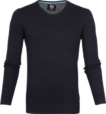 Suitable Vince Pullover Navy