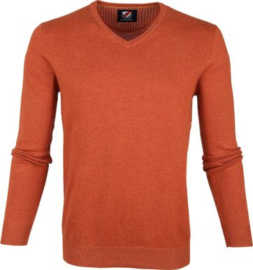 Suitable Vini Pullover Brique