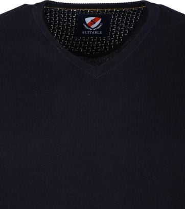 Suitable Vini Pullover Navy