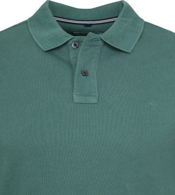 Suitable Vintage Poloshirt Groen