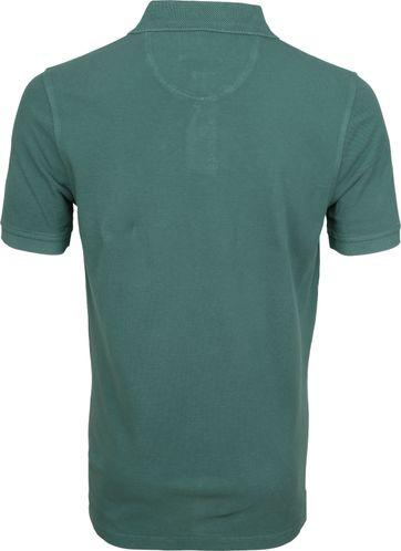 Suitable Vintage Poloshirt Groen