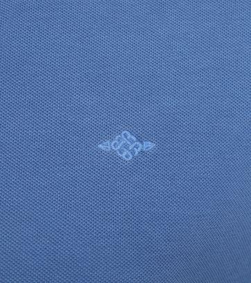 Suitable Vintage Poloshirt Indigo