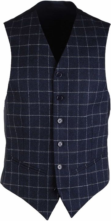Suitable Waistcoat Check