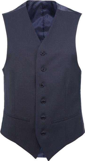 Suitable Waistcoat Marine