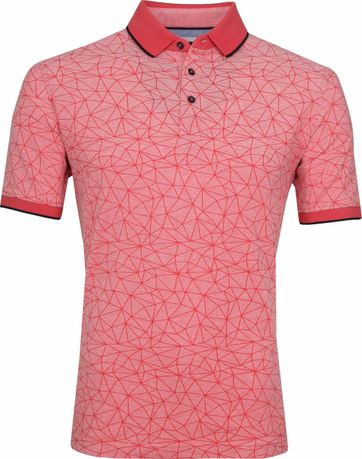 Suitable Web Design Poloshirt Pink