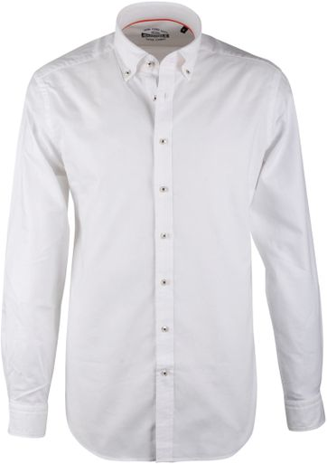 Suitable White Casual Shirt