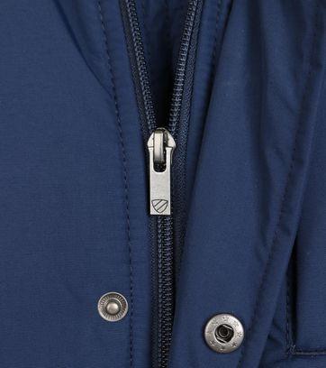 Detail Suitable Winterjas Agera Navy