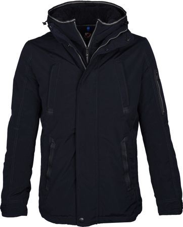 Suitable Winterjas Ben Navy