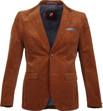 Suitable Xavi Blazer Caramel