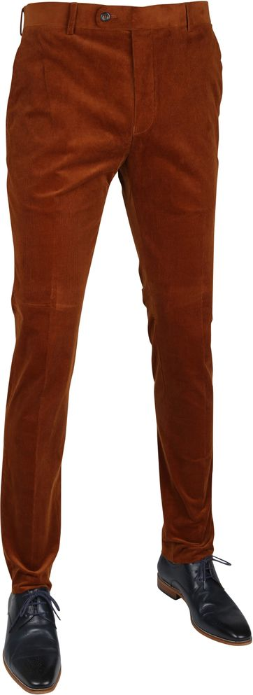 Suitable Xavi Trousers Caramel