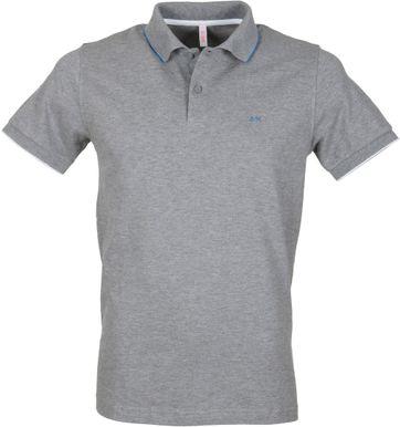Sun68 Poloshirt Grey