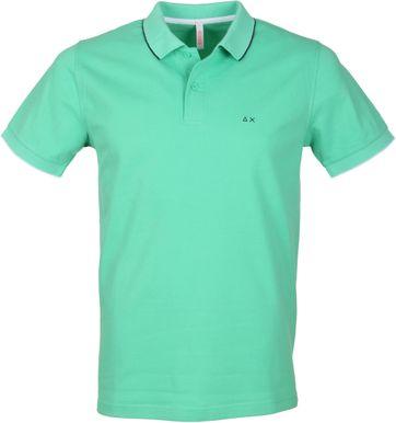 Sun68 Poloshirt Light Green