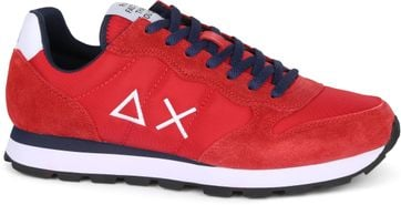 Sun68 Sneaker Tom Red