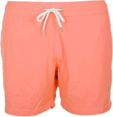 Sunstripes Badeshorts Uni Orange