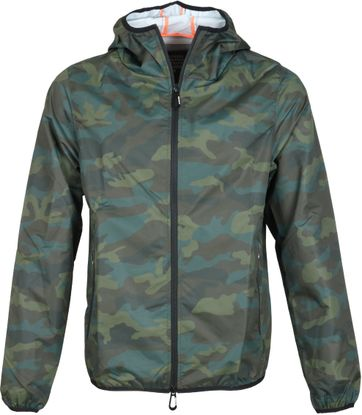 Sunstripes Bonatti Jacket Camouflage