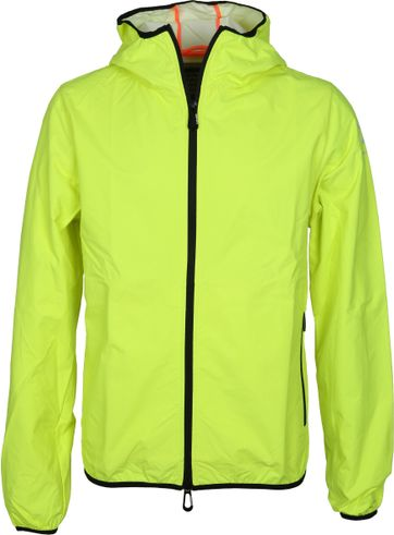 Sunstripes Bonatti Jacket Neon Yellow