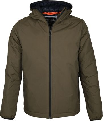 Sunstripes Bonatti Plus Jacket Olive