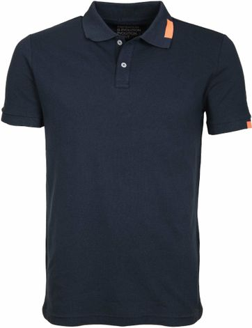Sunstripes Polo Lucio Navy