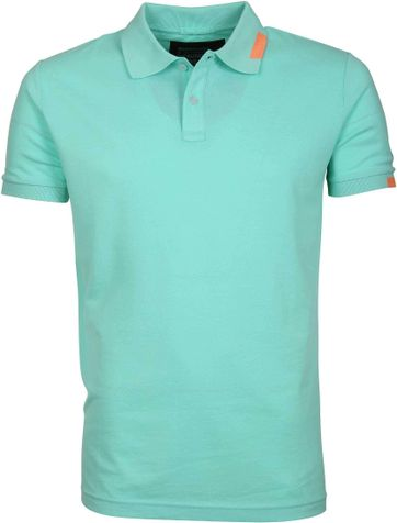 Sunstripes Polo Lucio Turquoise