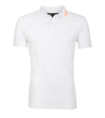 Sunstripes Polo Lucio White