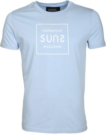 Sunstripes T-shirt Brad Sun Cloud