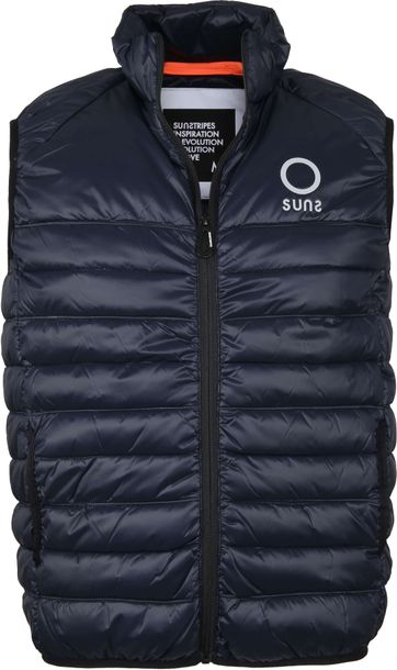 Sunstripes Travel Bodywarmer Navy