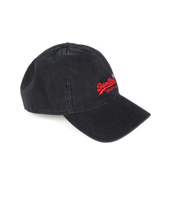 Superdry Cap Black