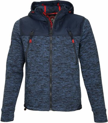 Superdry Cardigan Navy
