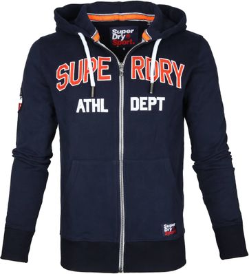 Superdry Cardigan Sport Navy